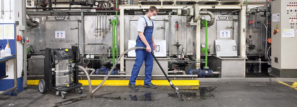 генеральная уборка производств и промышленных помещений