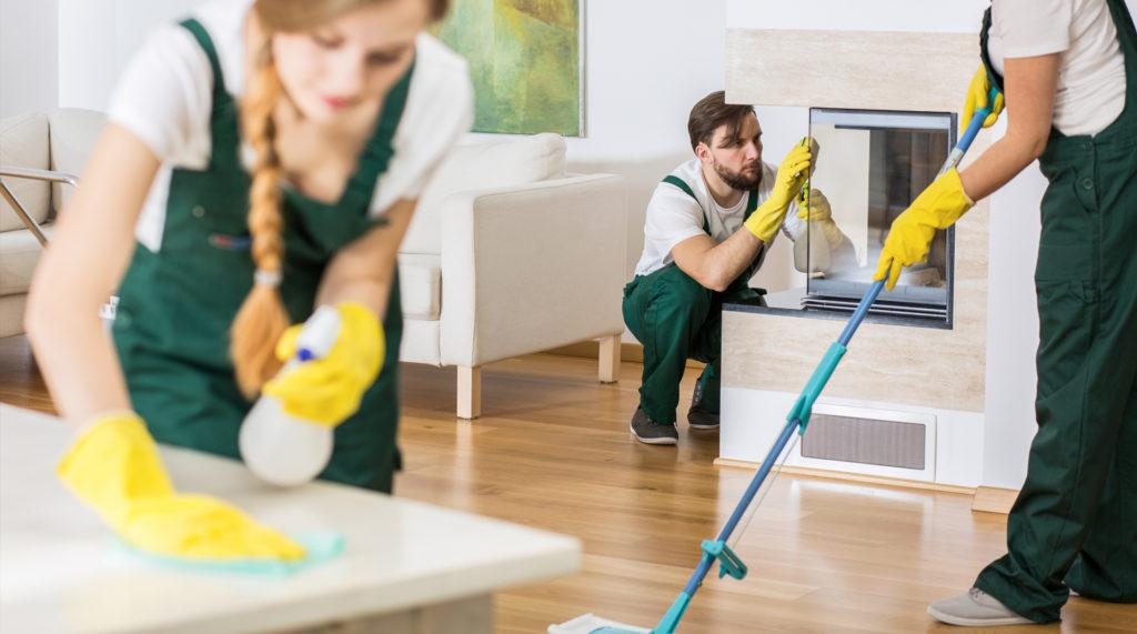 уборка квартиры после строительства