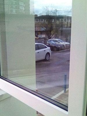 Мойка окон витрин зеркал