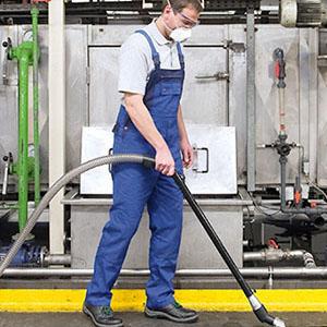 генеральная уборка промышленных помещений