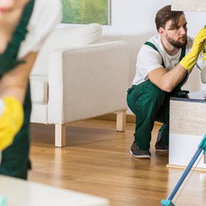 послестроительная уборка домов квартир