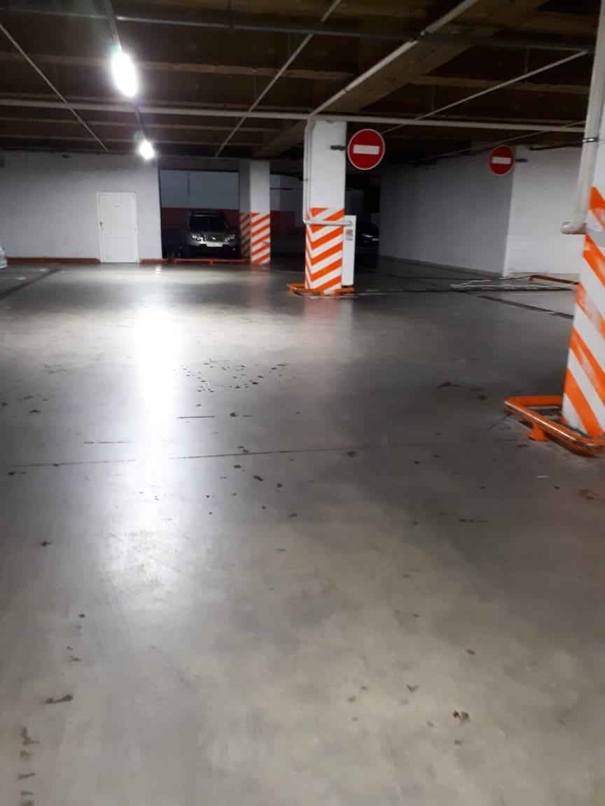 мойка и уборка парковок