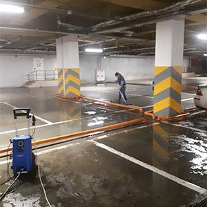 мойка парковки