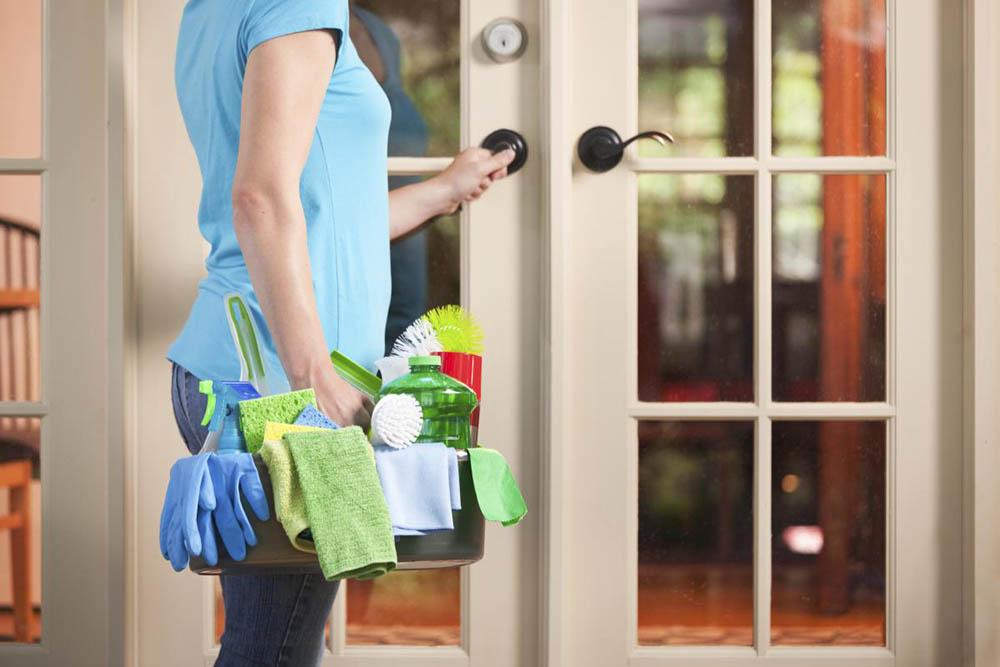 генеральная уборка дома квартиры помещения