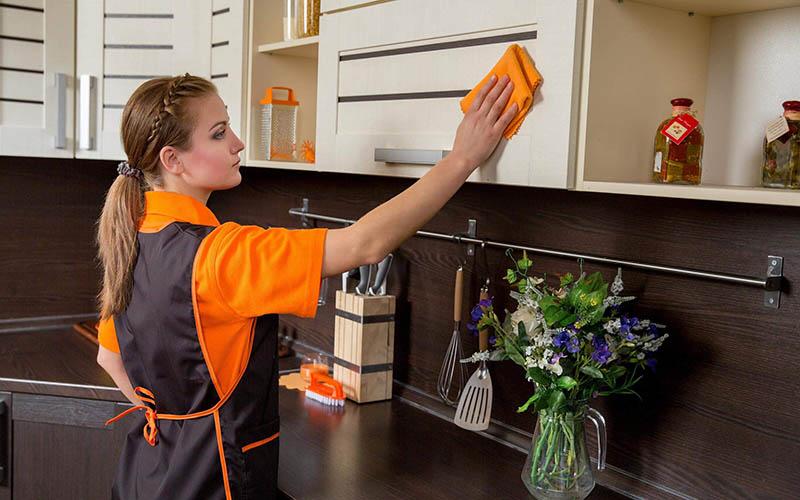 профессиональная уборка квартиры