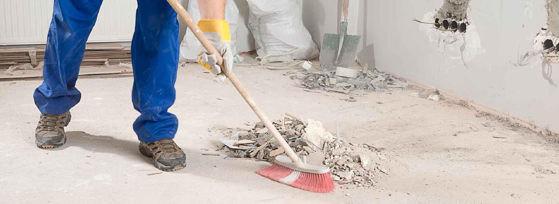 уборка после строительства и ремонта