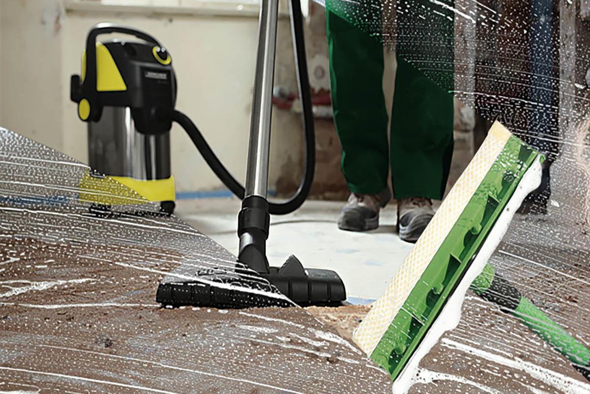 Для чего необходимо делать профессиоанальную послестроительную уборку